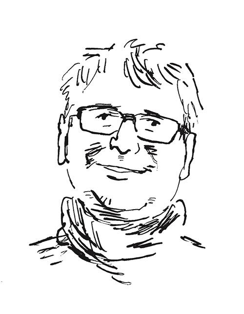 Portrait de Pascal Henrard