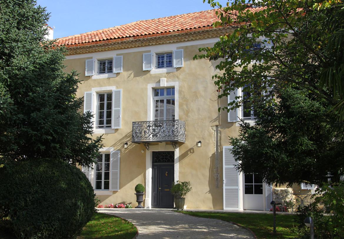 Hôtel Castel Pierre de Lagraulet du Gers