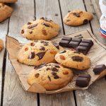 Cookies chocolat raisins infusés au Floc-de-Gascogne
