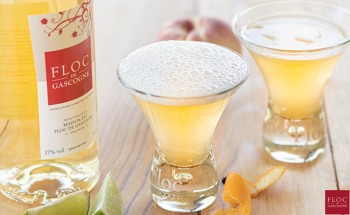 Cocktail White Sloc